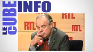 """Le cube info du 17 septembre : Delarue a le droit """"à une 2e chance"""" selon Frédéric Mitterrand"""