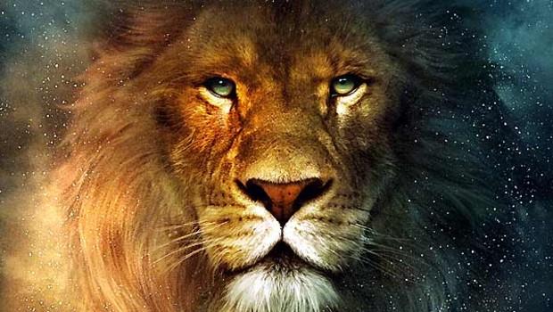 Le Lion Aslan du Monde de Narnia