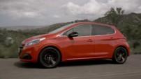 Peugeot 208 2015 Vidéo