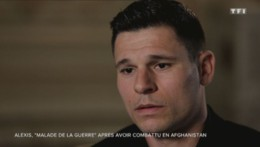 SOLDAT ALEXIS SYNDROME POST TRAUMATIQUE