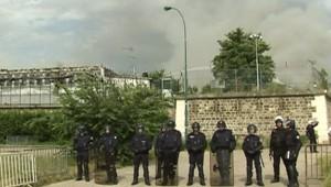 Vincennes rétention incendie