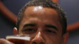 Obama révèle la recette de la bière de la Maison Blanche