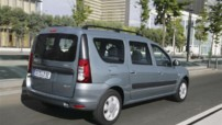 Photo 3 : Dacia Logan MCV Hi-Flex : le break bio