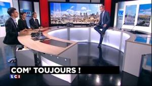 """Attentats du 13 novembre : """"Sarkozy n'arrive pas à trouver sa place face à Hollande"""""""