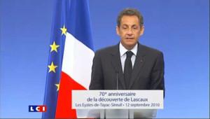 Chabrol : la réaction de Sarkozy