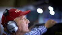 Niki Lauda - Autodromo José Carlos Pace