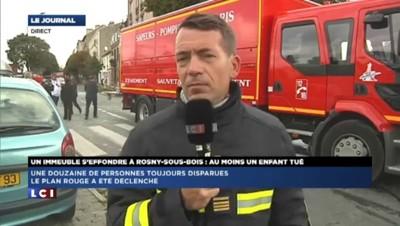 Rosny-sous-Bois : une fuite de gaz à l'origine de l'effondrement de l'immeuble ?