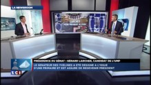 """Avec l'élection de Gérard Larcher, les sénateurs font """"le choix de la conservation"""""""