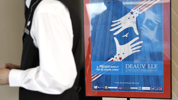 Deauville en attendant l'ouverture du 38e Festival du cinéma américain