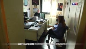 Elèves avocats : en immersion au sein de la police
