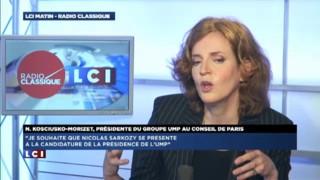 """NKM plaide pour """"un changement de nom"""" de l'UMP : """"Et ce n'est pas du marketing"""""""