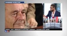 """Primaire UMP : le positionnement des Chirac n'a pas un """"grand impact"""" politique"""