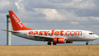 Un avion d'Easyjet à Roissy (archives).