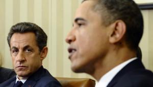 Barack Obama décoche dans une interview quelques critiques à Sarkozy sur l'intervention militaire en Libye de 2011.
