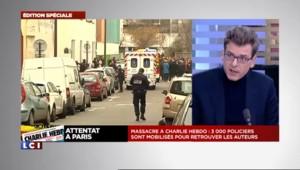 """Charlie Hebdo : """"une véritable opération commando"""", pour Thibault de Montbrial"""