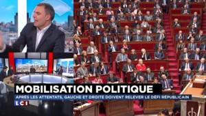 """Discours de Valls : il """"a emporté toutes les divisions qui pouvaient naître"""""""