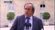 """Euro 2016 : """"L'important, c'est que la France gagne !"""", selon Platini"""