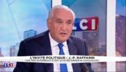 "Jean-Pierre Raffarin : Nicolas Sarkozy, ""il est évidemment candidat"""