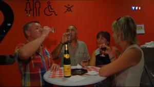 Le 13 heures du 12 août 2013 : Colmar fait la foire aux vins - 1637.2110000000002