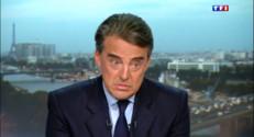 """Le 20 heures du 14 septembre 2014 : Gr� Air France :"""" Nous sommes confront��ne concurrence terrible"""" - 753.739"""