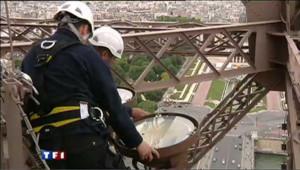 Les métiers de la Tour Eiffel