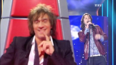 Mister John Lewis - Equipe Louis Bertignac - The Voice : la plus belle voix