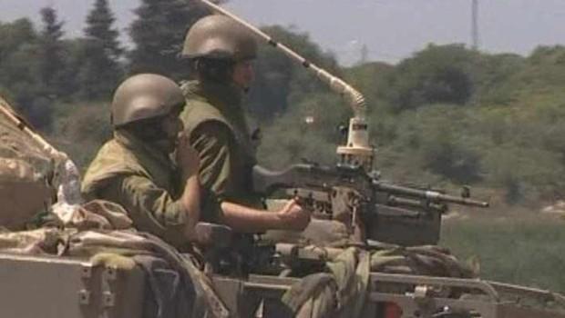 Offensive au Liban