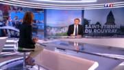 """Paris, Magnanville, Nice : """"Ils veulent créer une forme de peur dans le pays"""""""