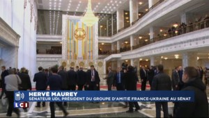 """Accord de paix à Minsk : """"La France a joué un rôle important"""" selon un sénateur UDI"""