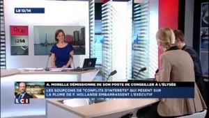 """Affaire Morelle : """"un signe de la méthode Valls"""""""