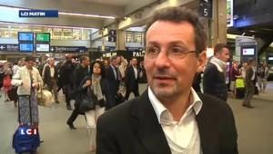 Grève à la SNCF : nette amélioration du trafic