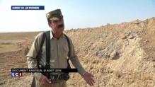 Guerre de positions entre Kurdes et combattants de l'état islamique