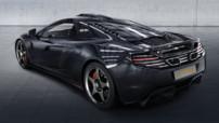 McLaren 650S LeMans, édition limitée de 50 exemplaires lancée mi-2015 pour célébrer les 20 ans de la victoire de la F1 GTR aux 24H du Mans.
