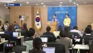 Naufrage d'un ferry en Corée du Sud : près de 300 personnes toujours portées disparues