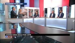 """Primaire UMP : """"Jacques Chirac soutiendra tout le monde sauf Nicolas Sarkozy"""""""