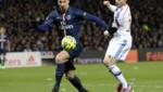 PSG Lyon OL Zlatan Ibrahimovic Christophe Jallet