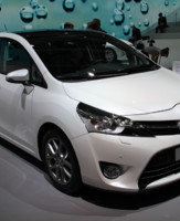 Toyota Verso Mondial Auto 2012