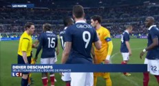 "Deschamps : ""On n'a pas été mis en danger"""