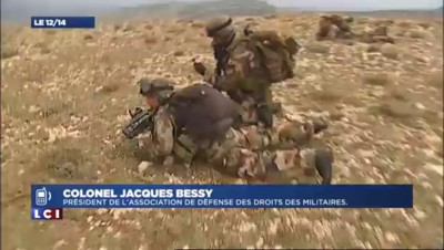"""Droit d'association professionnelle des militaires : """"C'est une vraie révolution"""""""