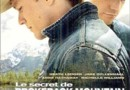 "L'affiche du film ""Le secret de Borckback Mountain"""