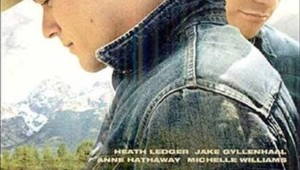 """L'affiche du film """"Le secret de Borckback Mountain"""""""