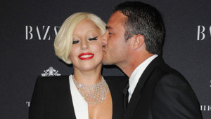 Lady Gaga et Taylor Kinney