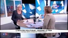 """Marine Le Pen sur le Brexit : """"C'est formidable, on ne peut que les envier"""""""