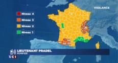 Onze départements en vigilance orange, 27 500 foyers sans électricité dans le sud-ouest