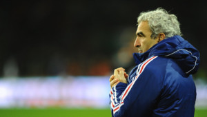 Raymond Domenech foot football Bleus France entraîneur