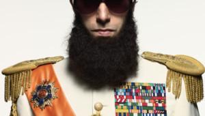 Sacha Baron Cohen dans le film The Dictator de Larry Charles