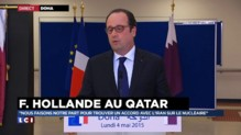 """Syrie : Hollande """"cherche une transition qui ne passe pas par Bachar el-Assad"""""""
