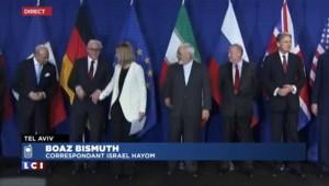 L'accord sur le nucléaire iranien inquiète Israël