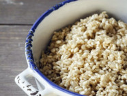 Le riz est la nourriture la plus consommée dans le monde