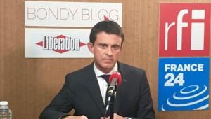 Manuel Valls, invité du Bondy Blog dix ans après les émeutes de Clichy-sous-Bois
